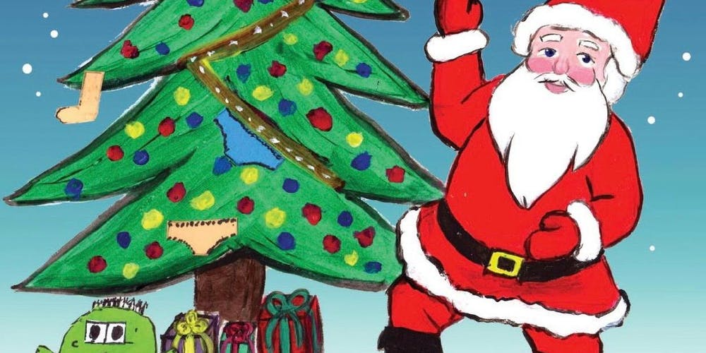 Picture A Christmas.Santa S On His Way A Christmas Show For Young Children