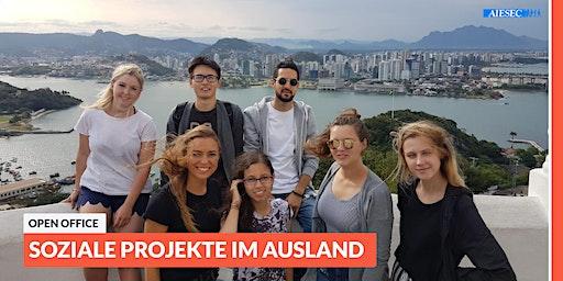 Ab ins Ausland: Open Office-Tag zu sozialen Projekten im Ausland | Dresden