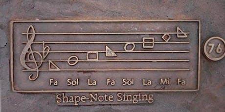Seed & Feed Sacred Harp Singing tickets