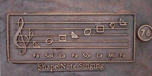 Seed & Feed Sacred Harp Singing