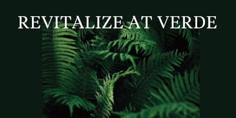 Revitalize at Verde