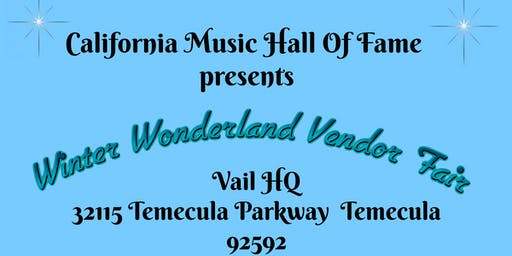 Winter Wonderland Celebration & Vendor Fair