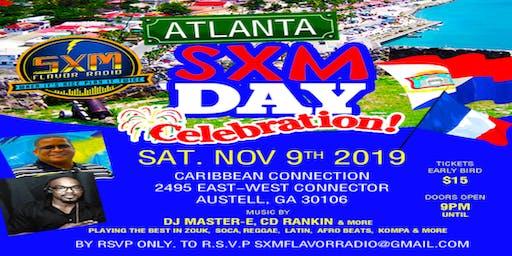 SXM Day Celebration