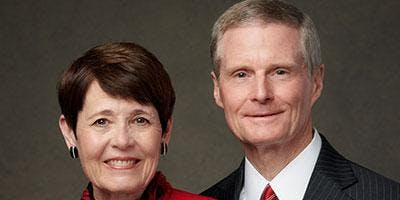 An Evening with Elder and Sister Bednar