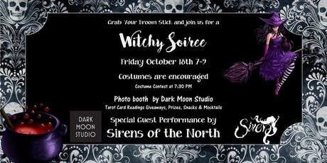 Witchy Soiree tickets