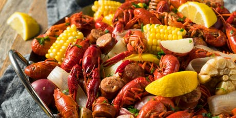 1st Annual Crawfish Boil at Nashville Underground tickets