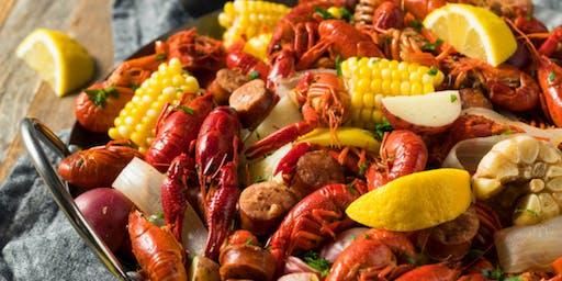1st Annual Crawfish Boil at Nashville Underground