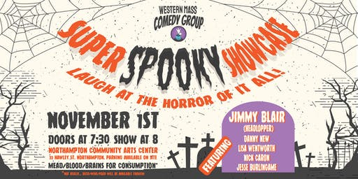 W.M.C.G. Super Spooky Showcase
