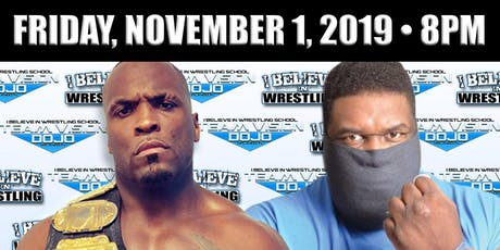 I Believe in Wrestling - Live Family-Friendly Pro Wrestling tickets