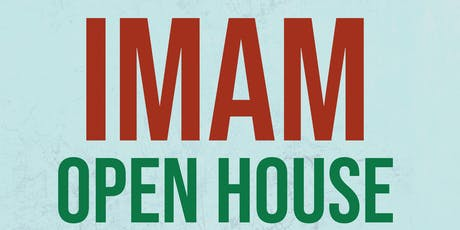 Imam Open House tickets