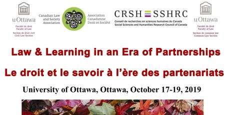 Law & Learning in an Era of Partnerships tickets
