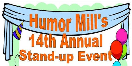 Humor Mill Annual Stand-Up Comedy Open House tickets