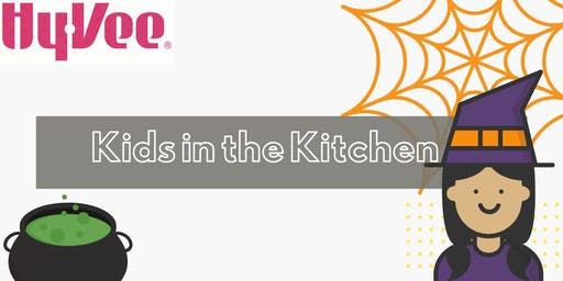 October Kids in the Kitchen