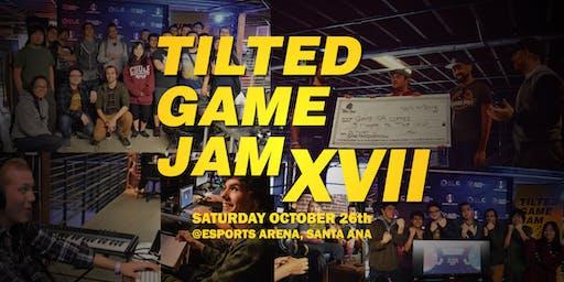 Tilted Game Jam XVII