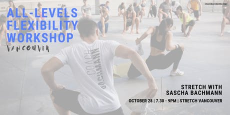 All-Levels Flexibility Workshop biglietti