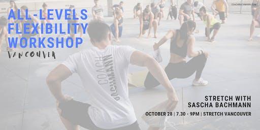 All-Levels Flexibility Workshop