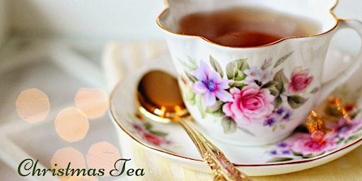 McAllister House Holiday/Christmas Tea!
