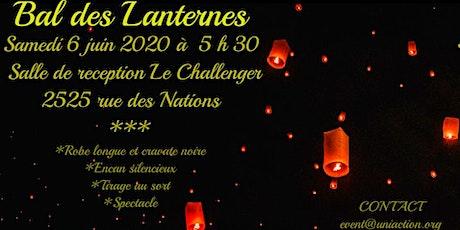 Bal des lanternes UniAction Lantern Ball tickets