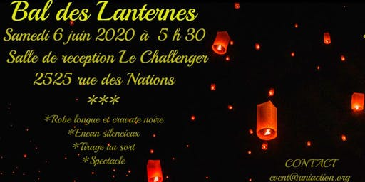 Bal des lanternes UniAction Lantern Ball