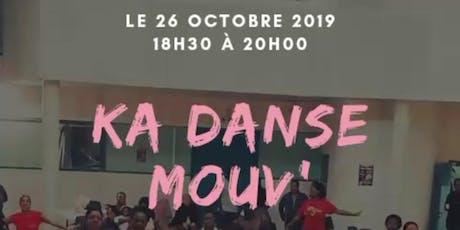 Atelier de Danse Ka Danse Mouv' billets