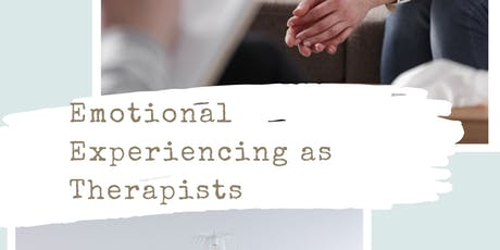 Emotionally Experiencing in Therapy tickets
