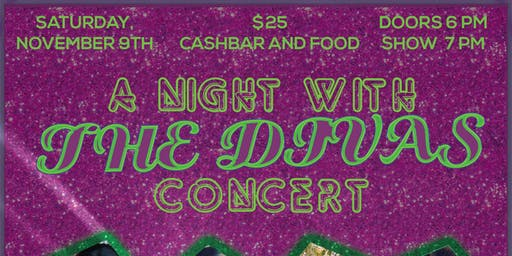 A night with the Diva's concert