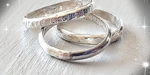 Metalsmithing- Ring Workshop