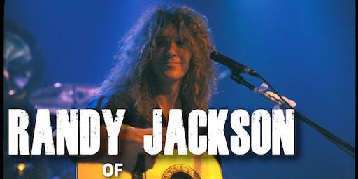 Randy Jackson of Zebra