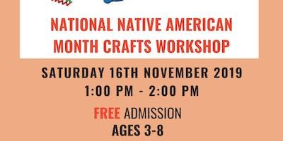 Native American Craft Workshop