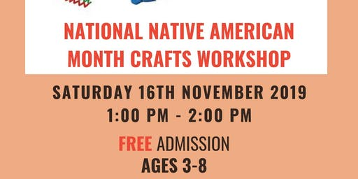 Native American Craft Workshop