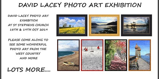 David Lacey Photo Art Exhibition - Limited Edition Artwork on Canvas