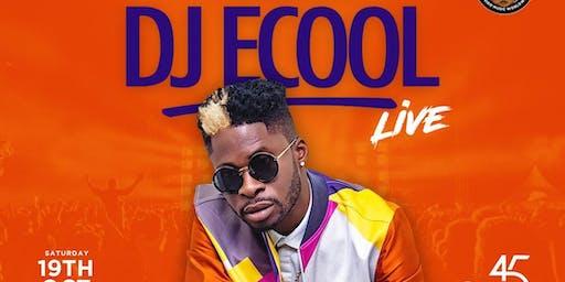 Dj Ecool Live
