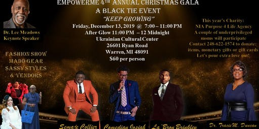 EmpowerMe 4th Annual Christmas Gala