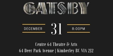 Gatsby NYE Pre-Party