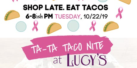 Ta-Ta Taco Nite @ Lucy's tickets