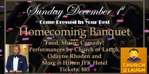 Maranatha SDA Church Homecoming Banquet