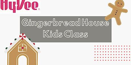 Gingerbread House Kids Class tickets
