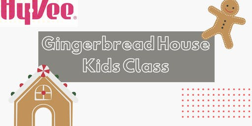 Gingerbread House Kids Class