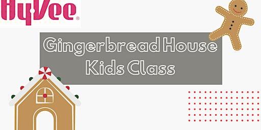 Gingerbread House Kids Class