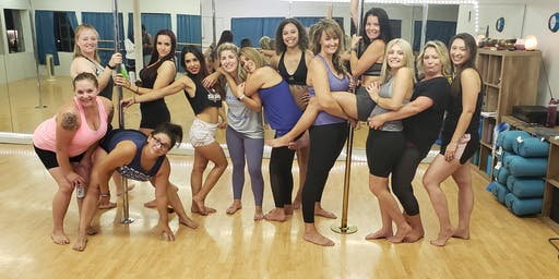 Ladies Night Out: Evening Of Pole Fitness