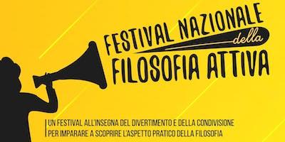 Festival Nazionale della Filosofia Attiva - Open Day