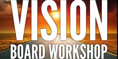Vision Board Workshop, 2020!