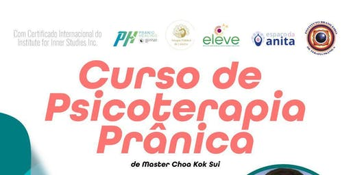 Curso de Psicoterapia Prânica (Pranic Healing) - em São Paulo