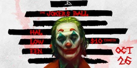 The Joker's Ball Halloween tickets