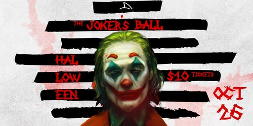 The Joker's Ball Halloween