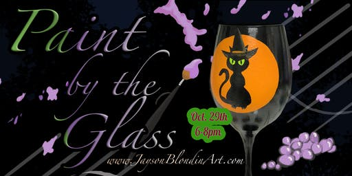 HalloWine Witchy PaintByTheGlass Party