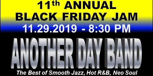 Another Day Band - 11th Annual Black Friday Jam - 11.29.2019