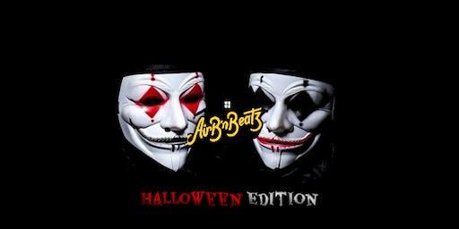 AirBnBeatz Halloween Edition