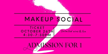Makeup Social tickets