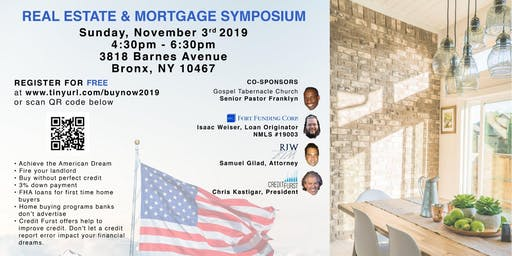 Real Estate & Mortgage Symposium